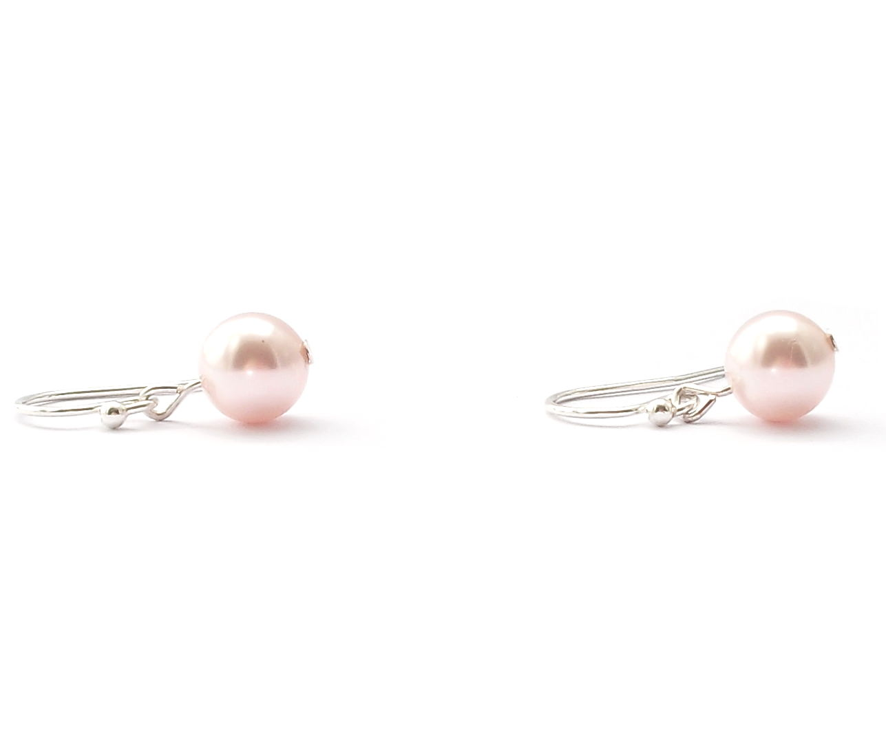 Echt 925 Sterling Silber Runde Perlen Box Kette Armbänder für Damen Edel Schmuck