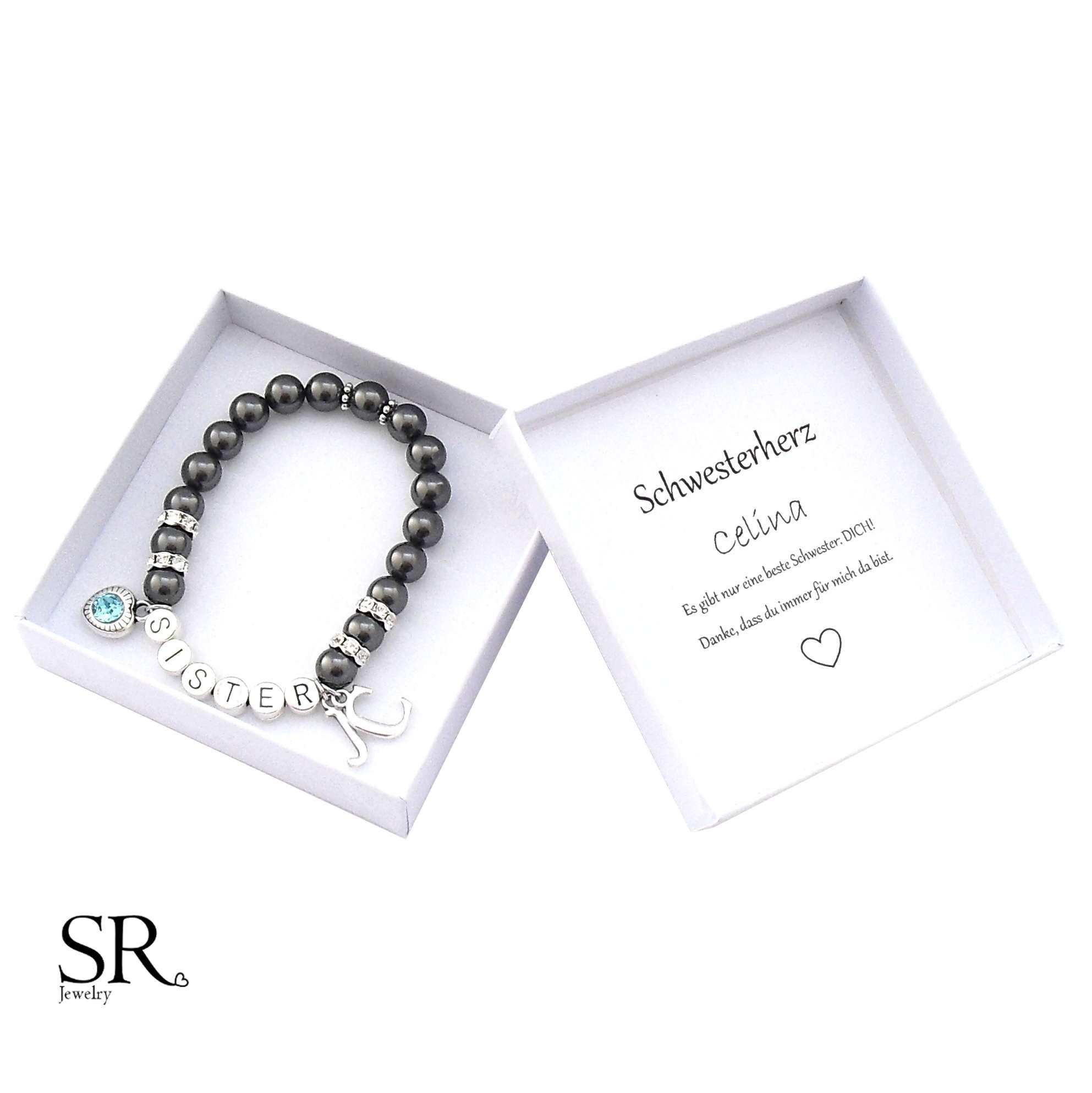 Schwester Armband günstig online bestellen   SR Jewelry