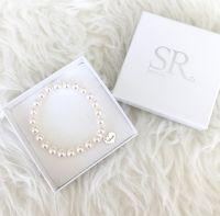 Schwester Armband mit 925 Silber Herz