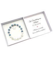 Geschenk Einschulung Mädchen Armband