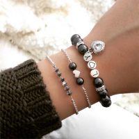 armband mit buchstaben