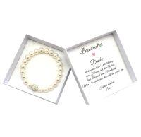 Brautmutter Geschenk Armband