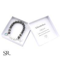 Geschenk Schwester Armband personalisierbar