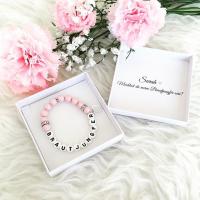 Brautjungfer Armband + Box