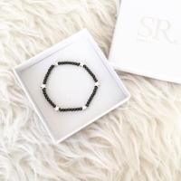 Stern Armband Perlen